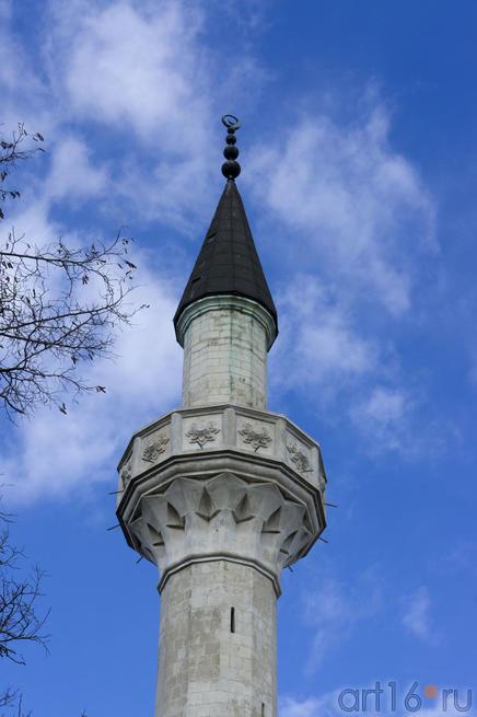 Минарет мечети  Хан-Джами