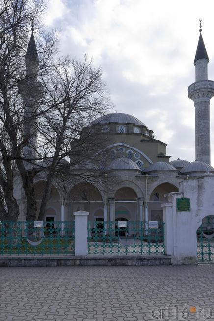 Мечеть Хан-Джами (Джума-Джами)::Евпатория