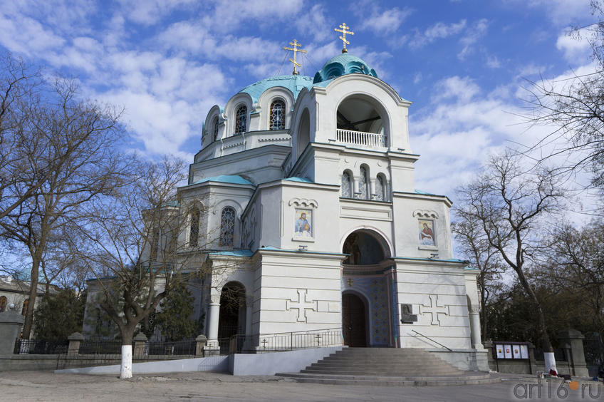 Свято-Никольский собор::Евпатория