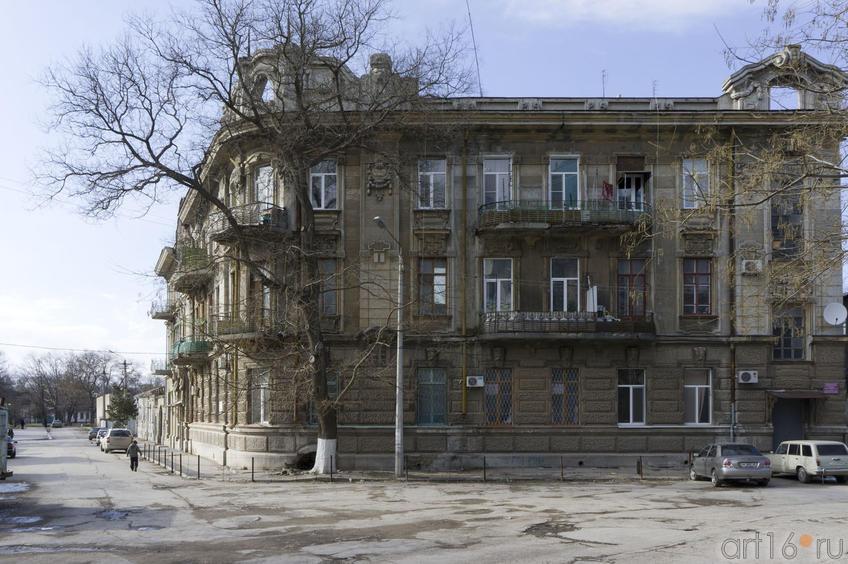 Дом Семёна Эзровича Дувана::Евпатория