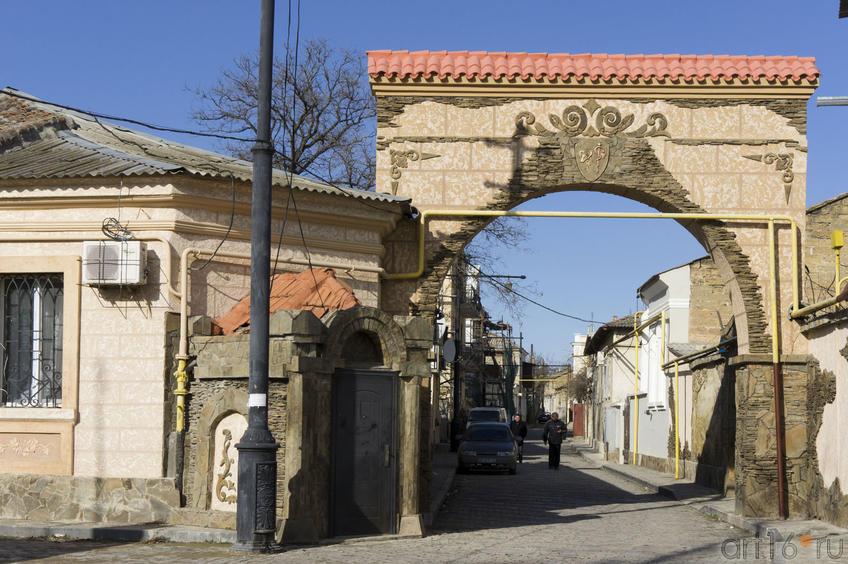 Старый город::Евпатория