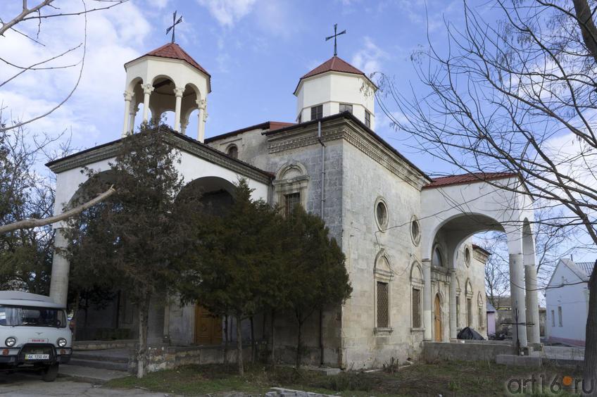 Армянская Церковь Сурб Никогайоса (Святого Николая)