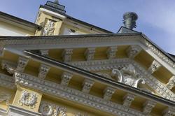Архитектурные изыски (фрагмент). Караимские Кенасы