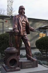 Памятник «Дающему жизнь»