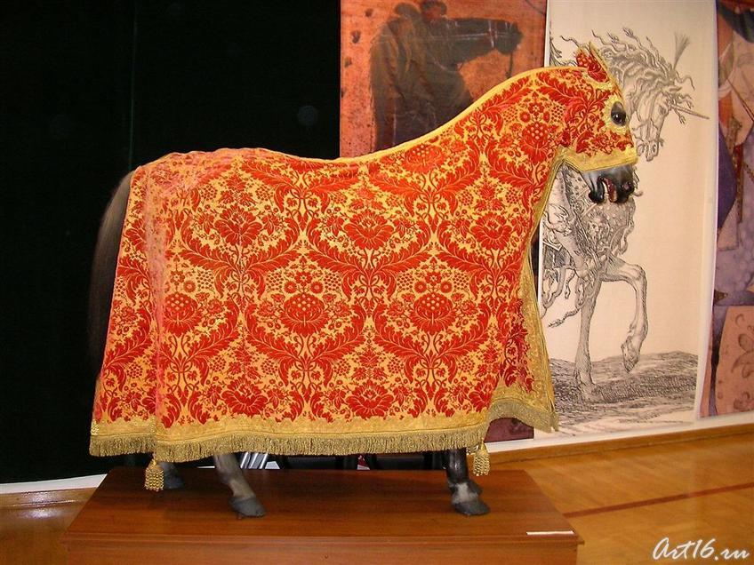Фото №7139. Попона ''радостной лошади''