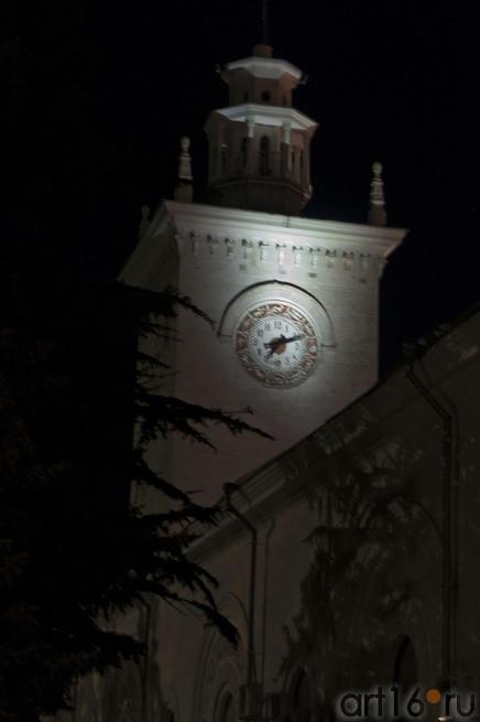 Башня с часами . ::Евпатория