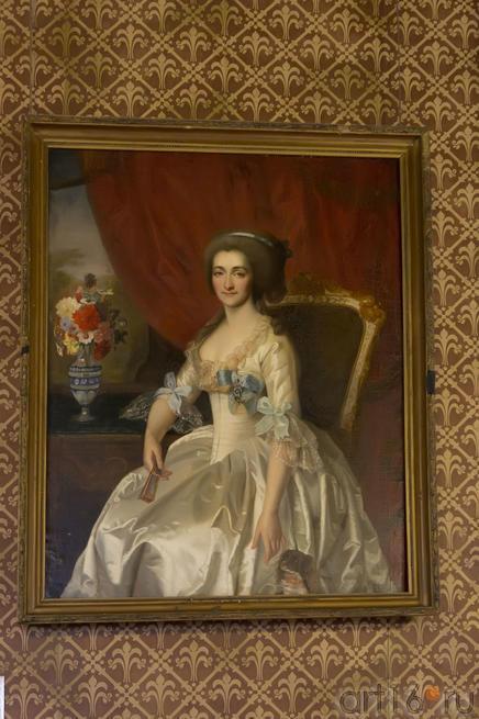 К.О.Воронцова. Луиза Дессеме (1815-1903)