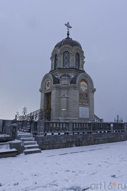 Часовня в честь Собора новомучеников и исповедников Российски