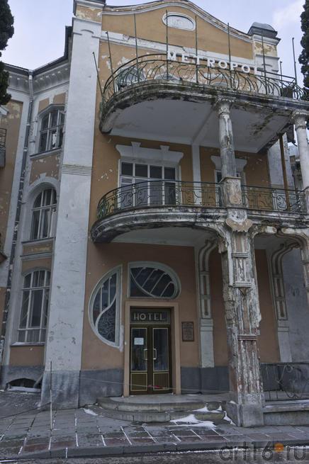 Памятник архитектуры Здание построено в 1902 году Архитектор О.Е. Вагенер Охраняется государством