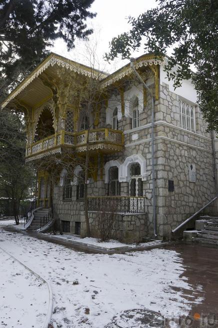 Дом-музей Леси Украинки в Ялте