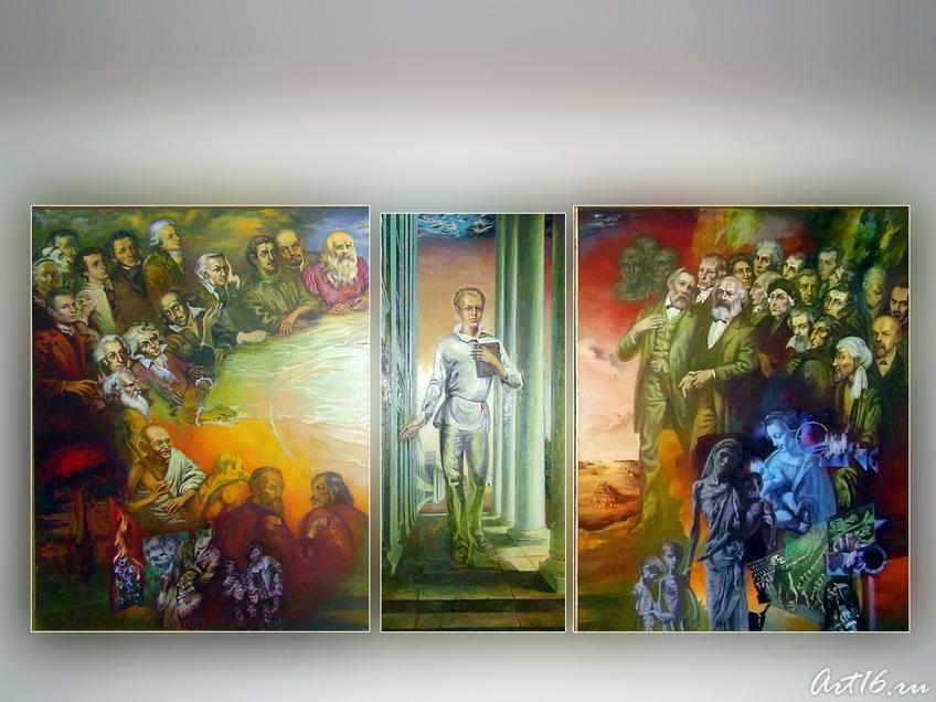 Фото №7192. Эпохи, годы, люди. Триптих. 1978