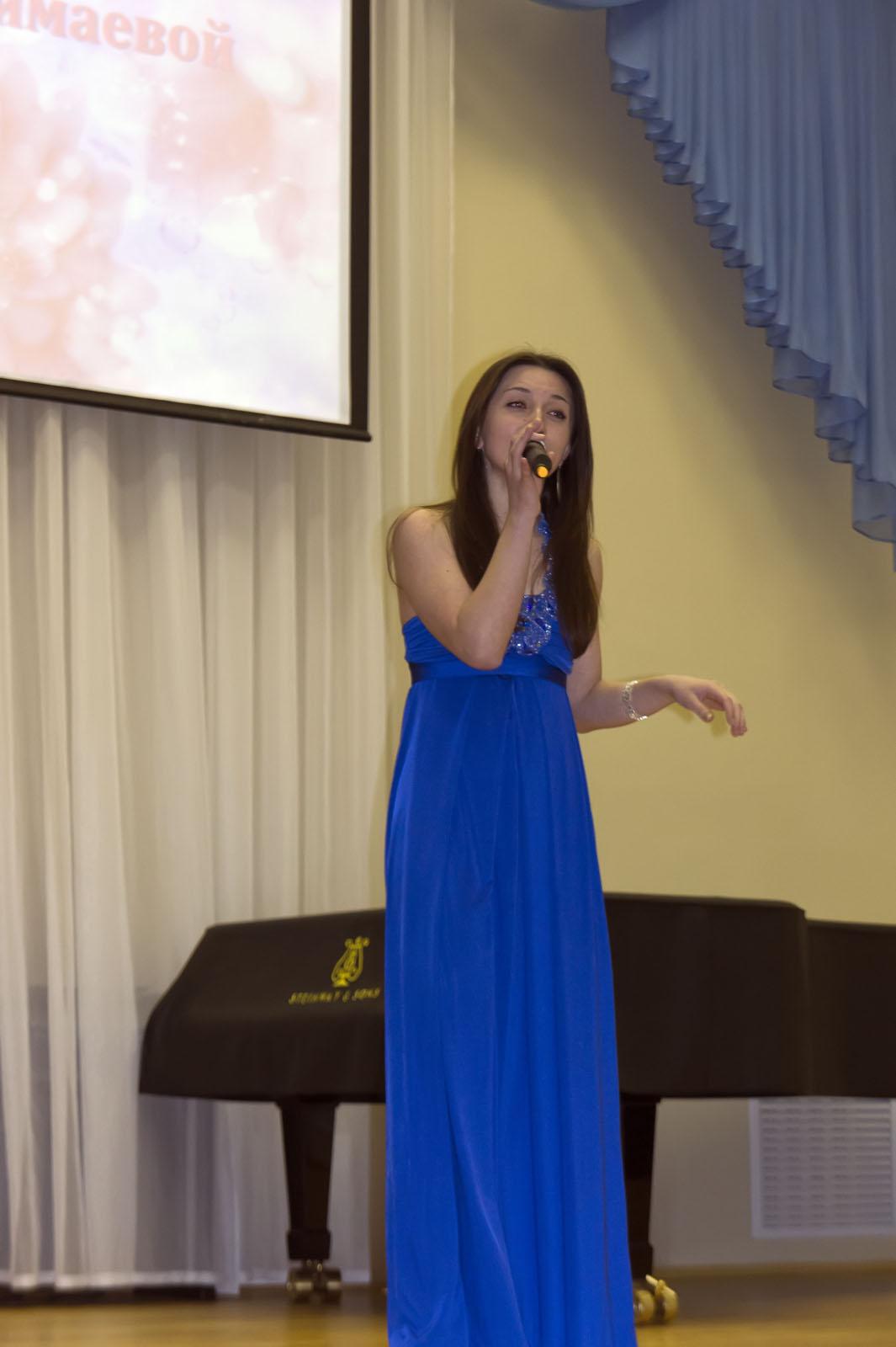 Фото №72412. Зарина Вильданова (джаз)