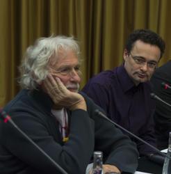 Пьер Ришар с сыном, Оливье Дэфеем