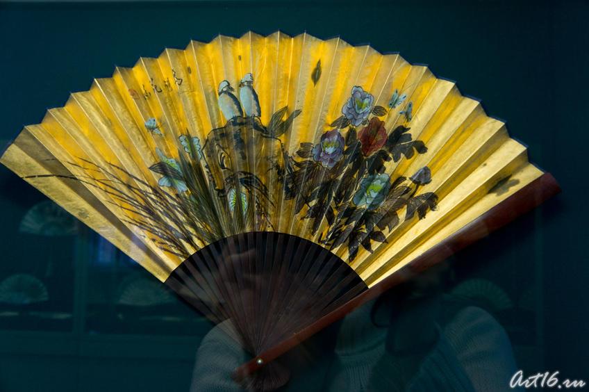 Фото №72576. Веера-опахала. XX  Корея