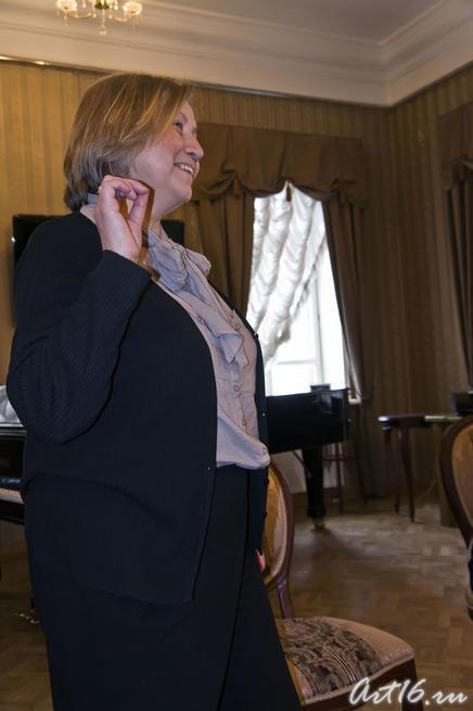 Ирина Аксенова::«Ее Величество — Женщина»