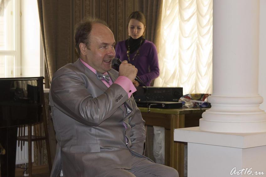 Владимир Гаранин::«Ее Величество — Женщина»