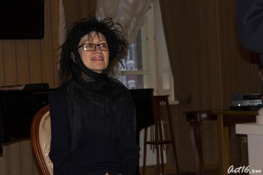 Наиля Ахунова::«Ее Величество — Женщина»