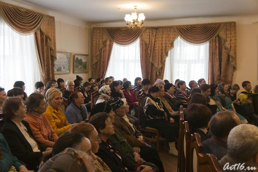 Встреча с кандидатами на присуждение премии им. Г.Тукая