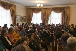 Встреча с кандидатами на присуждение Государственной премии им. Г.Тукая