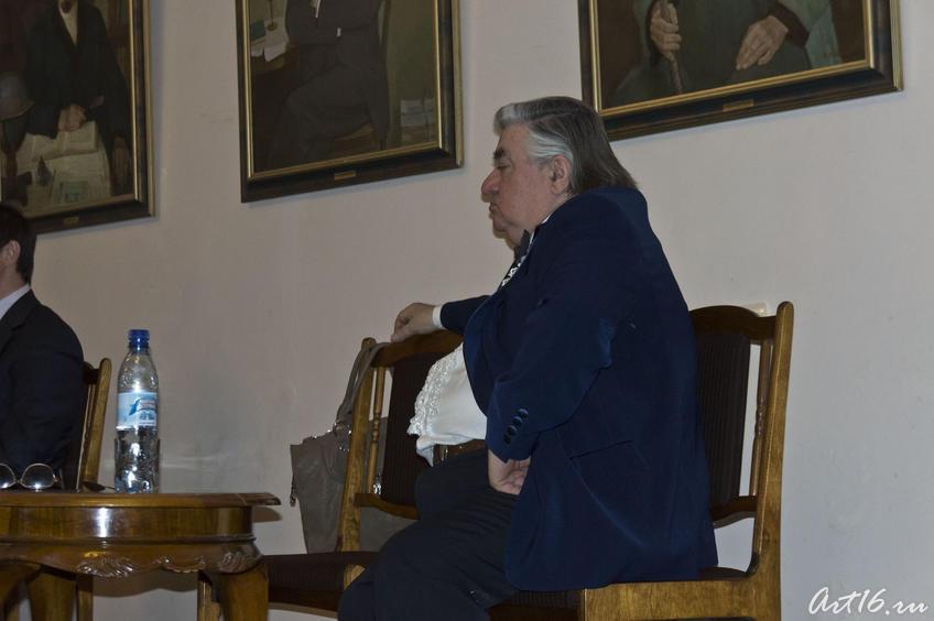 Тимербулатов Шамиль Харисович, композитор