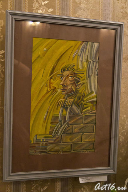 Иуда. 2006. Николай Рябов