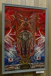 Большая стирка. 2004. Николай Рябов