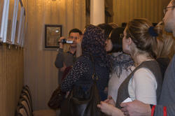 Экскурсия по выставке Николая Рябова