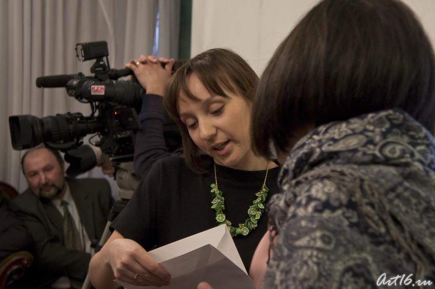 Фото №73593. Елена Аничкина, сестра Екатерины Аничкиной (приз зрительских симпатий ''Мисс Галактика'')
