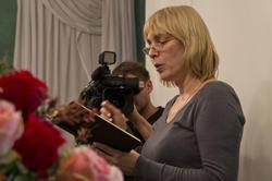 Елена Скворцова,  ст. научный сотрудник музея Е.Боратынского