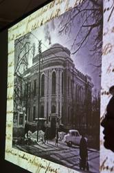Здание ГИДУВа (экскурсия по местам, связанным с именем В.Тушновой)