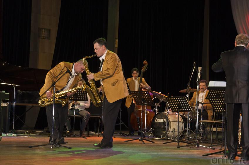 Солисты Государственного филармонического джаз-оркестра РТ