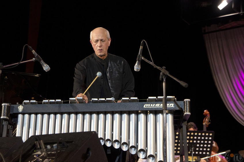 Давид Голощекин (вибрафон). Соло