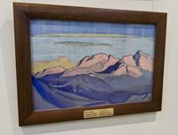 «Весть Красоты» — выставка картин Н.К.Рериха и С.Н.Рериха