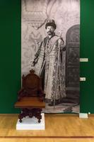 Николай II в одежде царя Алексея Михайловича
