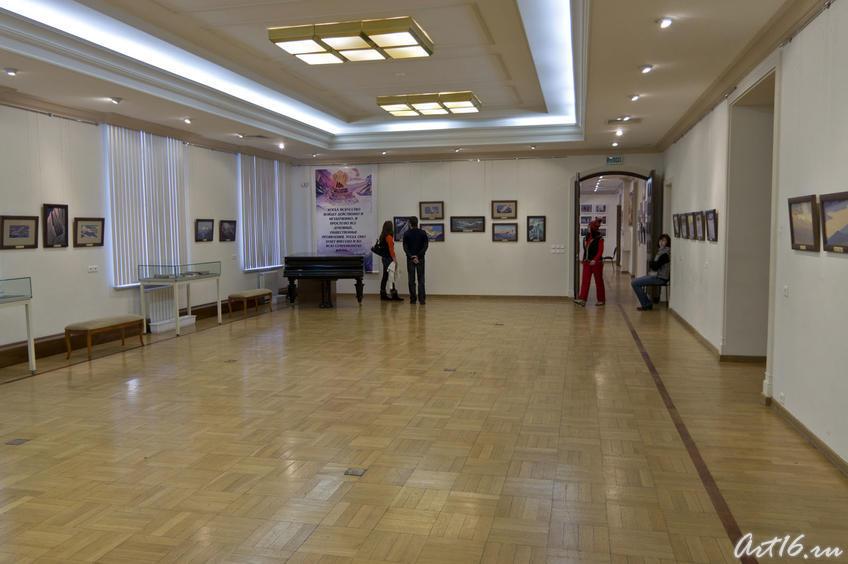 Выставочный зал НХГ ʺХазинэʺ. Выставка картин Рериха Н,К. и Рериха С.Н.::«Весть Красоты» — выставка картин Н.К.Рериха и С.Н.Рериха