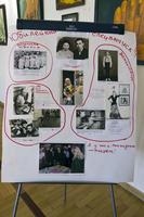 Юбилейный выпуск стенной газеты, посвященныйй Миле Нуруллиной