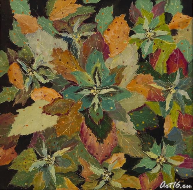 Подружка-лебеда. 1997. Миля Нуруллина::Миля Нуруллина. Юбилейная выставка-2011