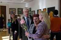 Миля Нуруллина принимает поздравления