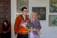 Миля Нуруллина с сыном