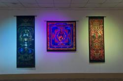 Психоделическая выставка «Двери»