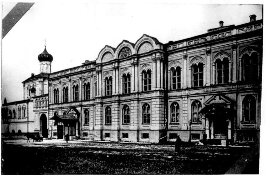 Фото №74518. Губернаторский дворец в Казанском кремле
