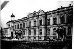 Губернаторский дворец в Казанском кремле