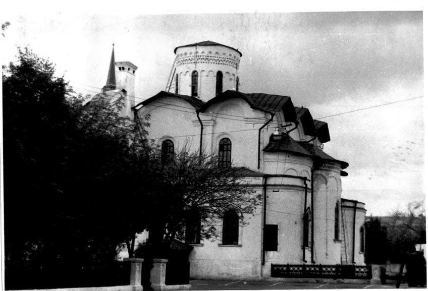 Благовещенский собор Казанского кремля::Старинные фото и изображения Казани и Казанского Кремля