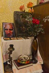 В комнате Л.Л.Сперанской