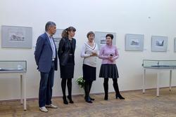 Выставка «Диалог. Василий Турин – Вера Карасева»