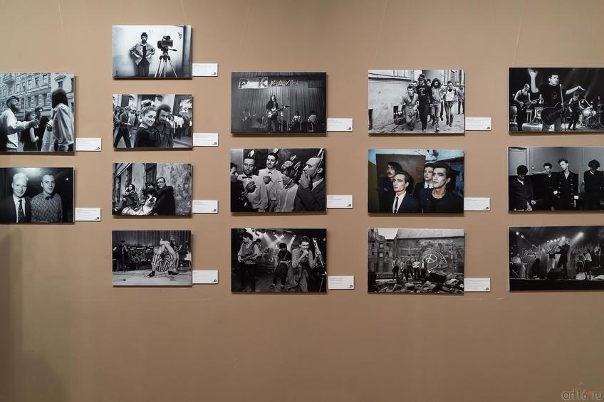 ::Время колокольчиков. Выставка рок-фотографии