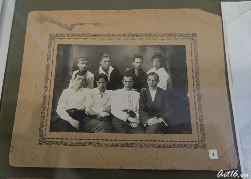 Фото №75816. Куделькин В.И., учащийся Алатырской школы, 1929