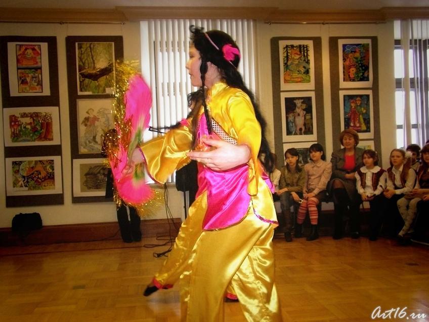 Фото №7607. Китайский танец