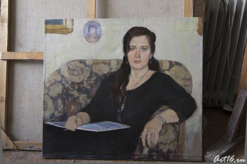 28 апреля 2011::Создание портрета