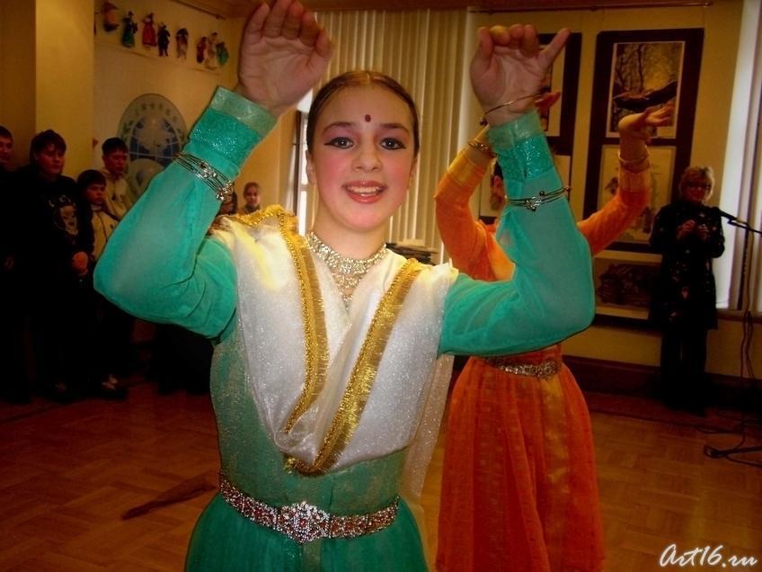 Фото №7627. Индийский танец